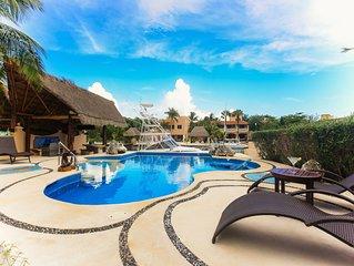 Riviera Maya Haciendas - Villa Marinera - Villa With Private Yacht, FULLY A/C