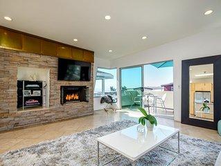 Beautiful Ocean View Custom Home- Great Reviews!