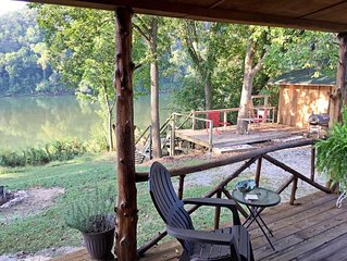 Coolwater Retreat on Banks of White River