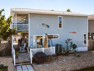 Attractive, affordable  Townhome Only Steps To The Beach!