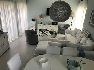 FREGENE.Beautiful villa to enjoy Rome and the beach. Good price, good service.
