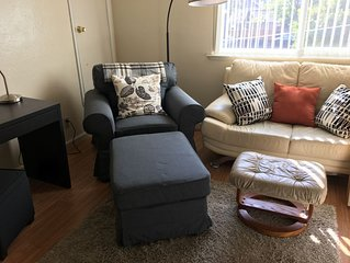 2 Bdrm 1 Bath Apartment In A Safe And Quiet Community