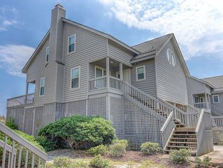 SWEET SERENITY 2A: 2BR/3BA, Sleeps 6, oceanfront townhome, Serenity Point