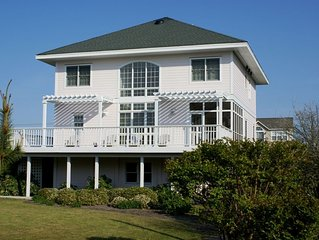 DAL MARE: 5 BR / 4 BA interior in Topsail Beach, Sleeps 10