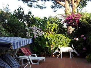 Gepflegte Ferienwohnung mit Terrasse in Strandnähe auf Ischia Italien
