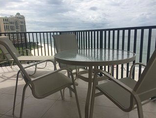 Sea Winds 1401 LARGE 2 BR Beach Front Condo. Available weekly Oct. 12 - Dec. 21
