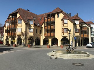 3 star holiday home in the centre of Immenstaad