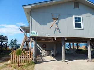 Wonderful Cottage on MS Sound with Bulkhead and dock for Fishing and Sunsets!