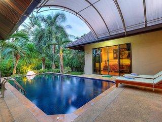 Private Pool Villa in Rawai Beach, Thailand