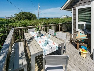 Affordable Family-friendly Ocean View home, 1 blk to beach, near Cannon Beach