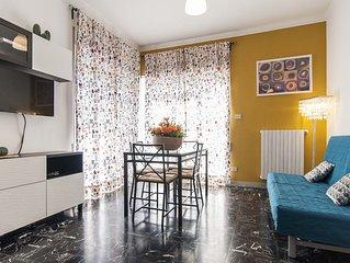Gradevole Appartamento con Ampi balconi