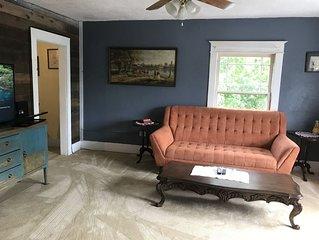 Historic Two Bedroom
