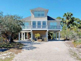 Free WiFi, 3 BR/3 BA, Sleeps 9 in West Gulf Beaches - 'Sandlot'
