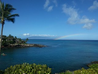 Private Ocean Front 2BD/2BA Napili Point C-20 Amazing View Condo Swim W/ Turtles
