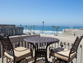 *** Ocean VIEW- 2 bed- SPRING Weeks Special Offer !!! HUGE Ocean View Balcony!