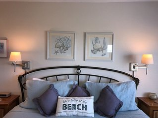 Gorgeous Oceanfront Studio Condo with Amazing Views- Ask about Special Rates!