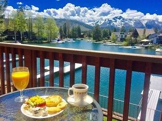 Tahoe Keys Waterfront Getaway With Access To Lake Tahoe