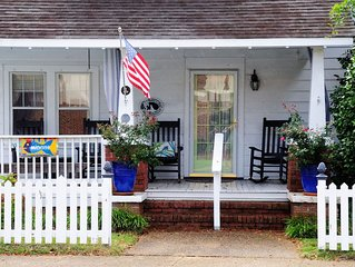 Midgett House is located in the Heart Manteo on Historic Roanoke Island OBX