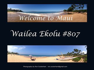 April 5 to April 16 is still available!-Wailea Ekolu Oceanview 2B/