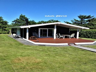 Hasmark beach 150m. Family friendly. Trampoline, Bicycles. NEW! ANOTHER HOUSE 2