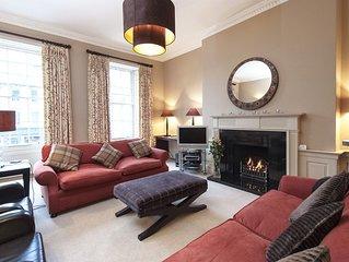 5* luxury apartment in central Edinburgh - The Robert Louis Stevenson Suite