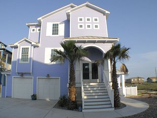Beachfront Home as seen HGTV w/ocean views,boardwalk,pool+6 bedrooms+6 bathrooms