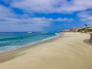 Rare Find! Large La Jolla Beachfront Home w/Pool! Views!