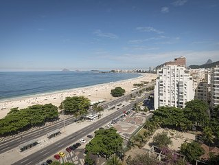 Copacabana Condo With Unsurpassed Views!