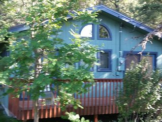 Cottage at Foys Lake Montana