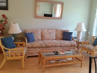 Oceanfront Property! Well Loved! Clean! Comfortable and Relaxing! Summer Rates!