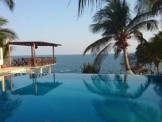 Luxury Oceanfront Home – Huge Infinity Pool