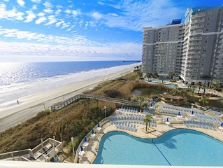 Direct Ocean-3BR/2BA-Upscale-Gorgeous-Panoramic Views Everywhere-May 6 Wk Open-$