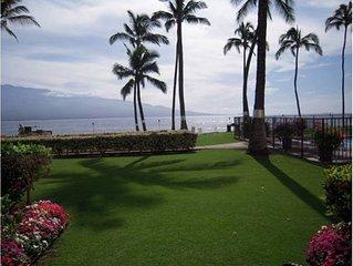 Ma'alaea Kai Unit 110 - Oceanfront & Mountainview Paradise