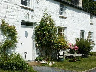 Stunning Welsh Farmhouse Overlooking Dyfi Estuary.4 star rated with 'Visit Wales