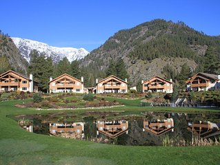 NEW LOWER SPRING RATES- COME ENJOY LEAVENWORTH WHILE THE CROWDS ARE LESS