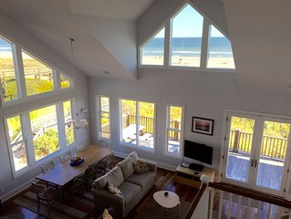 Oceanfront! Gorgeous! 4 blocks from downtown Folly!