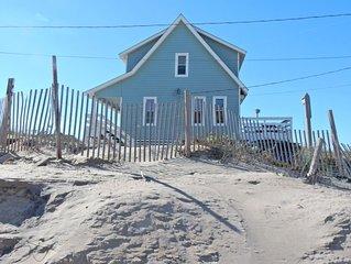 Oceanfront, Rodanthe, Pet Friendly, 3BR, 2BA, less than 100' to beach