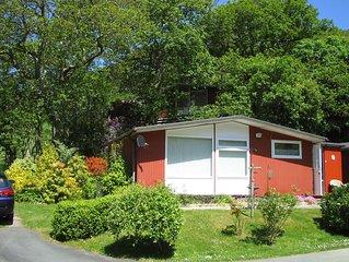 Chalet 3, Erw Porthor, Happy Valley, near Tywyn , 2 bedrooms, Pet Friendly