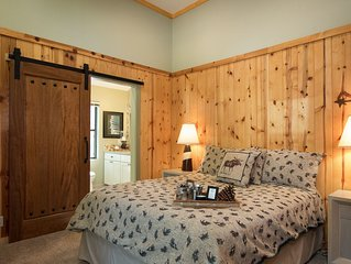 Spring Special! North Shore - Lake Tahoe country cabin nearby golf course