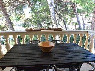Gemütliche Ferienwohnung Levante in Cala Ratjada auf Mallorca, mit Gem. Pool für