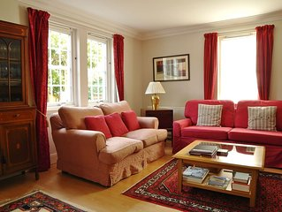 Delightful, peaceful apartment In Perth, Scotland, perfect city break, walking d