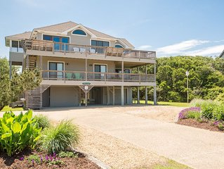 #283 Balinakill. 125 Yards to Beach, Community Pool/Sound Access,Ocean Views!