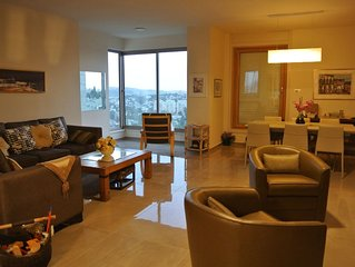 Beautiful Newly Renovated Jerusalem Apt for rent *Kosher Kitchen*