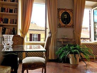 'Intero appartamento di lusso Piazza Margana 21'
