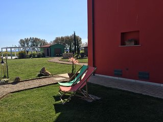 Relax tra mare e campagna. Vacanza antistress!!
