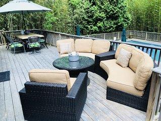 Private Hamptons Paradise (Rental Registry #16-1225)