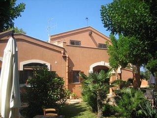Villa degli Oleandri (Campagna, Mare, Storia, Cultura e Tranquillita' e Kite..