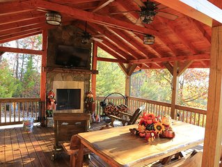 Stunning expansive mountain views - 3 King Bedrooms, 3 Baths, privacy