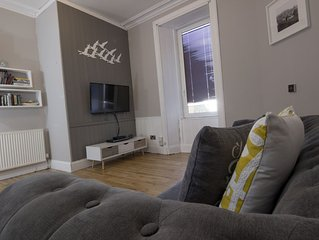 Edinburgh Apartment, 1 bedroom, sleeps 4 with NETFLIX!