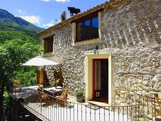 Maison de Village  GARS   Vallee de L'Esteron - 4 Pers. Calme et confortable